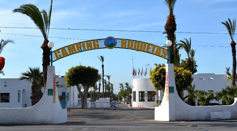 Campings Almería